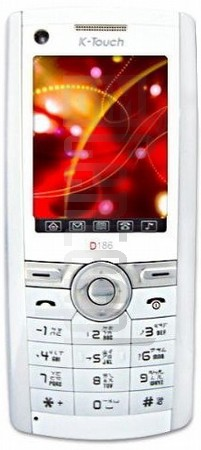 K-TOUCH D186 image on imei.info