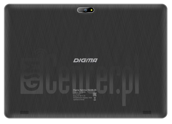 IMEI Check DIGMA Optima 1023N 3G on imei.info