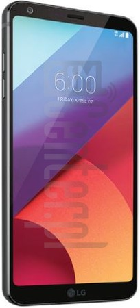 LG G6 image on imei.info