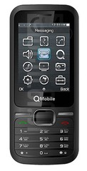 QMOBILE E750 image on imei.info