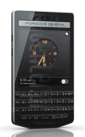BLACKBERRY P'9983 Porsche Design image on imei.info