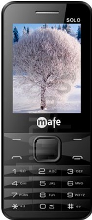 IMEI Check MAFE Solo on imei.info