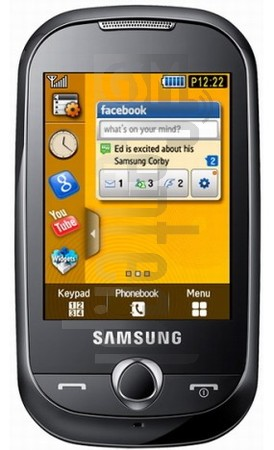 SAMSUNG C3510 Corby POP image on imei.info