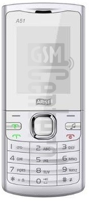 ARISE A-51 image on imei.info