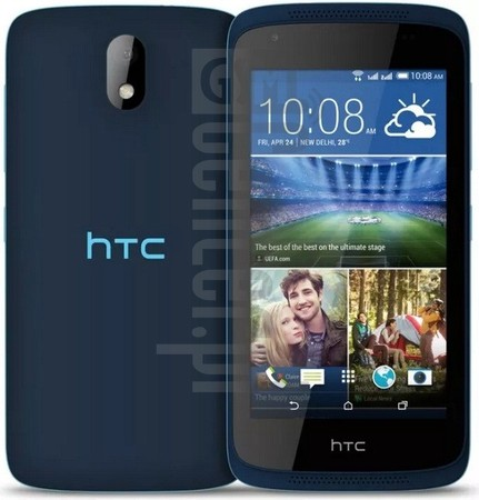 IMEI Check HTC Desire 326G on imei.info