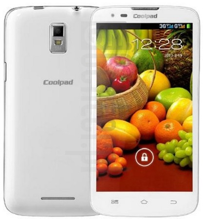 CoolPAD 7295T image on imei.info