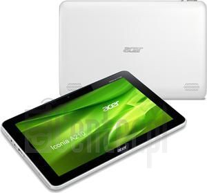 IMEI Check ACER A211 Iconia Tab on imei.info
