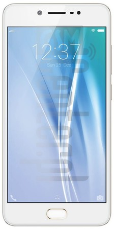 VIVO V5 image on imei.info