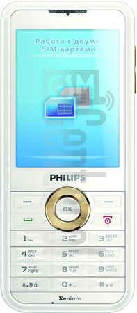PHILIPS F511 Xenium image on imei.info
