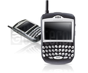 BLACKBERRY 7520 image on imei.info