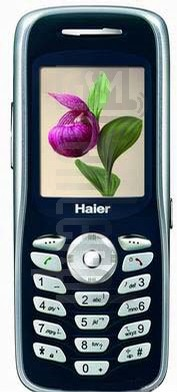 HAIER V200 image on imei.info