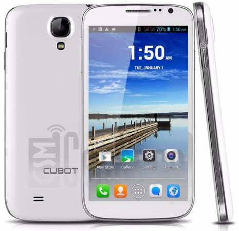 CUBOT P9 image on imei.info