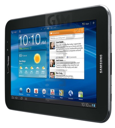 IMEI Check SAMSUNG I815 Galaxy Tab 7.7 LTE on imei.info