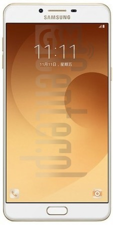 SAMSUNG Galaxy C9 Pro image on imei.info