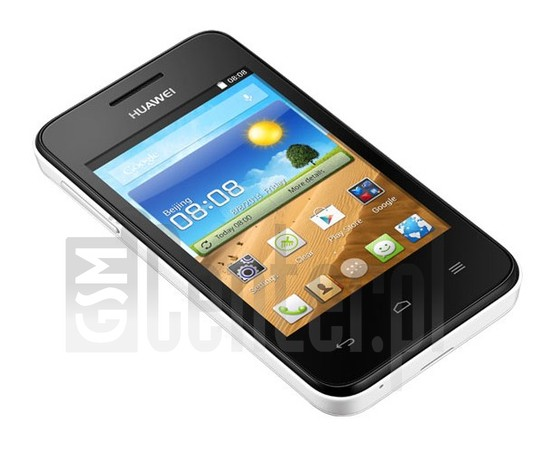 HUAWEI Ascend Y521 image on imei.info
