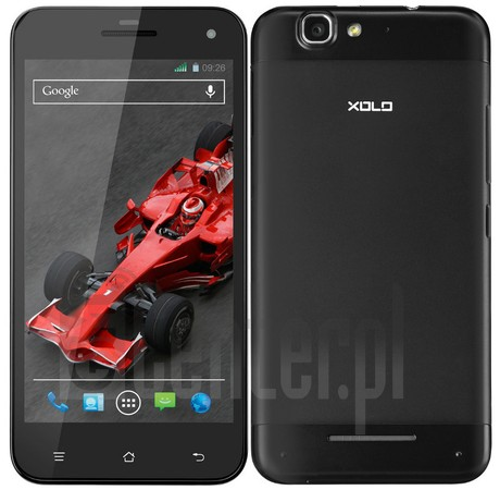 XOLO Q1000S Plus image on imei.info