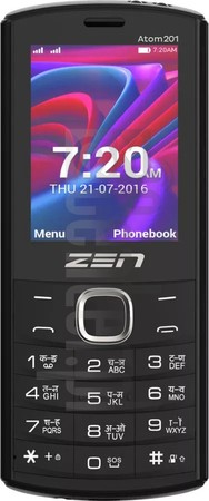 IMEI Check ZEN Atom 201 on imei.info