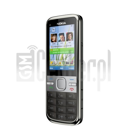 IMEI Check NOKIA C5-00 on imei.info