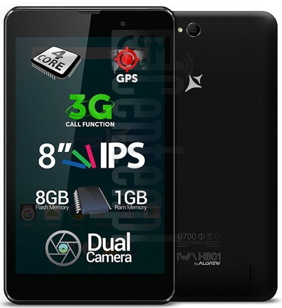 ALLVIEW Viva H801  image on imei.info