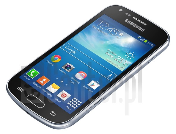 SAMSUNG S7580 Galaxy Trend Plus image on imei.info