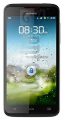 HUAWEI Ascend D1 quad U9510 image on imei.info