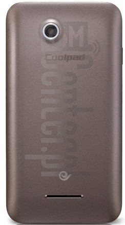 CoolPAD 5855 image on imei.info