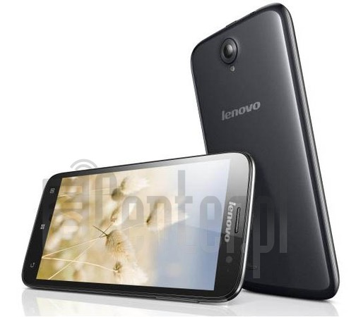 LENOVO A516 image on imei.info