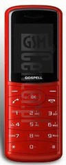 GOSPELL GS921 image on imei.info