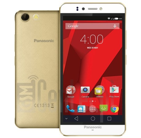 PANASONIC P55 Novo image on imei.info