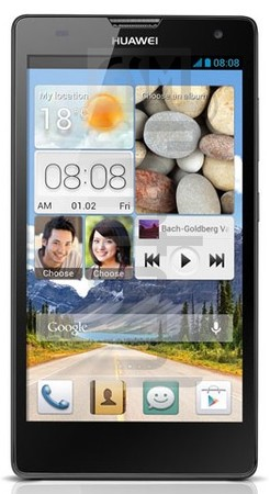 HUAWEI Ascend G740 image on imei.info