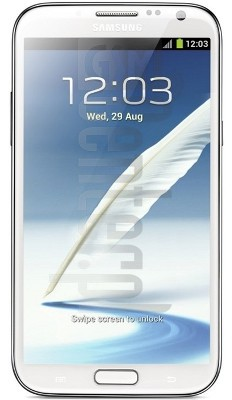 SAMSUNG N7105 Galaxy Note II I317M image on imei.info