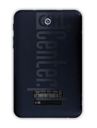 ALLVIEW AX1 Shine image on imei.info
