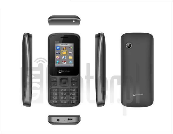MICROMAX X1850 image on imei.info