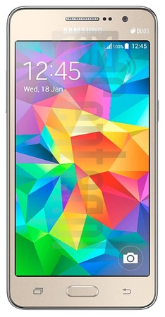SAMSUNG G531H Galaxy Grand Prime VE image on imei.info