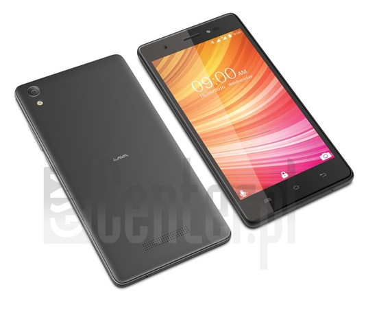 LAVA P7+ image on imei.info