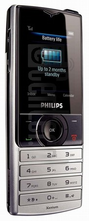 PHILIPS X500 image on imei.info