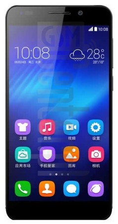 HUAWEI Honor 6 Pro C8817D image on imei.info