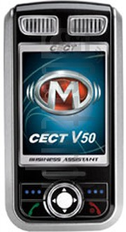 CECT V50 image on imei.info