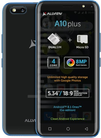 IMEI Check ALLVIEW A10 Plus on imei.info
