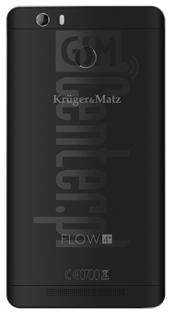 KRUGER & MATZ Flow 4+ image on imei.info