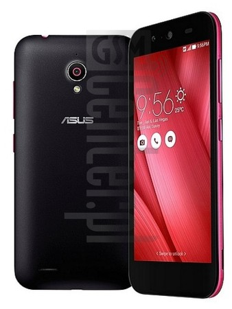 ASUS Live G500TG image on imei.info