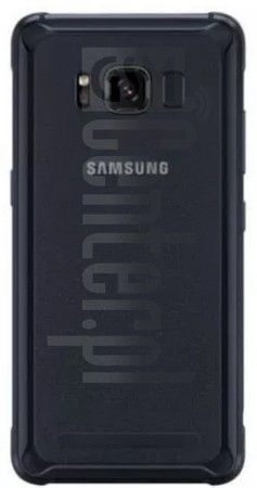 SAMSUNG Galaxy S9 Active image on imei.info