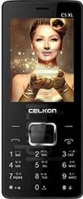 CELKON C5 XL image on imei.info