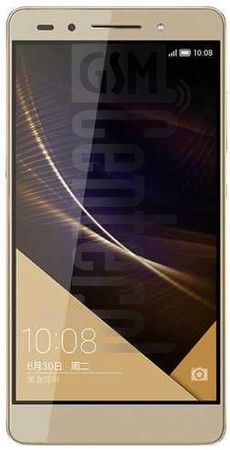 HUAWEI Honor 7 image on imei.info