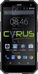 IMEI Check CYRUS CS24SA Work on imei.info