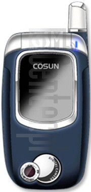 COSUN Q808 image on imei.info