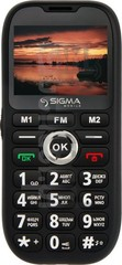 IMEI Check SIGMA MOBILE Comfort 50 Grand on imei.info