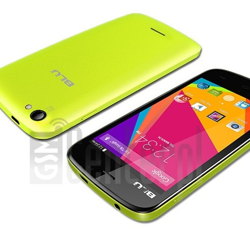 IMEI Check BLU Life Play Mini L190U on imei.info