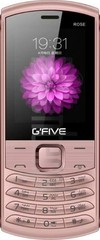 IMEI Check GFIVE Rose on imei.info