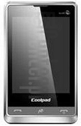 CoolPAD 8288 image on imei.info